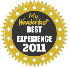 Top award for 'A Rajput Gentleman' from Wanderlust magazine