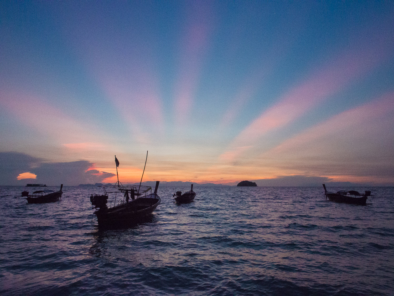 Ko Lipe sunrise